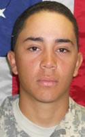 Army Pfc. Gil I. Morales Del Valle