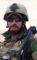 Marine Gunnery Sgt. Robert L. Gilbert II