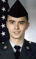 Army Sgt. Benjamin L. Gilman