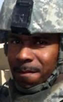 Army Sgt. Terrell W. Gilmore
