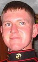 Marine Lance Cpl. James M. Gluff