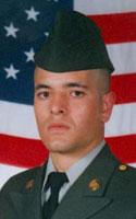 Army Staff Sgt. Esau S.A. Gonzales