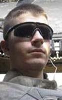 Army Cpl. Tony J. Gonzales