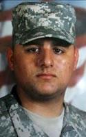 Army Spc. Alex D. Gonzalez