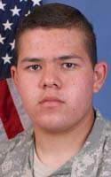 Army Pvt. Joseph F. Gonzales