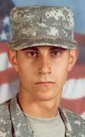 Army Spc. Michael L. Gonzalez