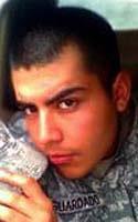 Army Pfc. Francisco J. Guardado-Ramirez