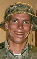 Army Cpl. James D. Gudridge