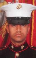 Marine Cpl. Gurpreet  Singh