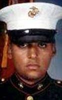 Marine Cpl. Miguel A. Guzman