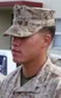 Marine Cpl. Christian Guzman Rivera