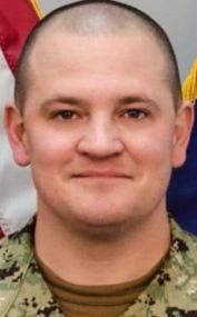 Hospital Corpsman 1st Class Matthew I. Holzemer
