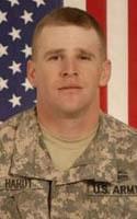 Army Sgt. Joshua M. Hardt
