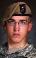 Army Pfc. Eric W. Hario