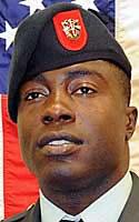 Army Sgt. 1st Class Calvin B. Harrison