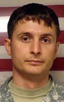 Army Sgt. 1st Class David J. Hartman
