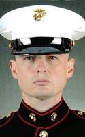 Marine Master Sgt. Jerome D. Hatfield