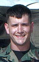 Air Force Staff Sgt. Brian P. Hause