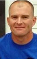 Marine Master Sgt. John E. Hayes
