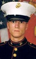 Marine Lance Cpl. Randy M. Heck