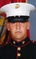 Marine Lance Cpl. Shawn P. Hefner