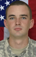 Army Staff Sgt. Matthew D. Hermanson