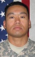 Army Sgt. Ken K. Hermogino