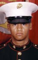 Marine Lance Cpl. Derek  Hernandez