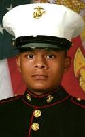 Marine Lance Cpl. Jose A. Hernandez