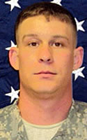 Army Spc. David A. Hess