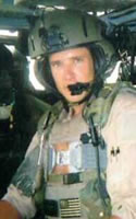 Air Force Staff Sgt. Jason  Hicks