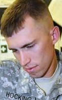 Army Sgt. Brandon S. Hocking