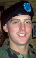 Army Pfc. Brian L. Holden