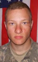 Army Spc. Derek D. Holland