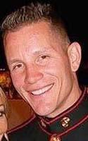 Marine Gunnery Sgt. Floyd C. Holley