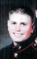 Marine Sgt. Nickolas Lee Hopper