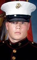 Marine Sgt. Jay M. Hoskins