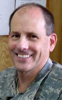Army Maj. Matthew P. Houseal