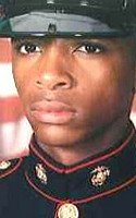 Marine Lance Cpl. Howard S. March Jr.