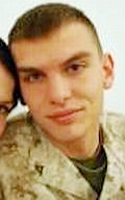 Marine Lance Cpl. Hunter D. Hogan