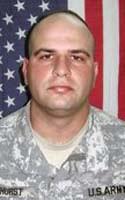 Army Sgt. 1st Class David R. Hurst