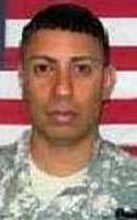Army Staff Sgt. Jesse  Infante