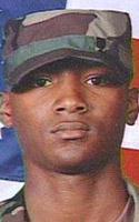 Army Cpl. Isaiah  Calloway
