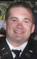 Army 1st Lt. Ivan D. Lechowich