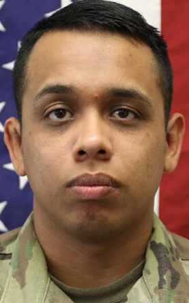 Army Spc. Juan  Mendez Covarrubias