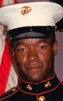 Marine Lance Cpl. Jabari N. Thompson