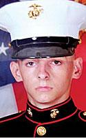 Marine Lance Cpl. Timothy M. Jackson