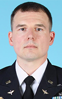 Army Chief Warrant Officer Jacob M. Sims