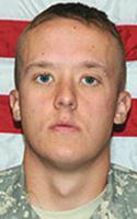 Army Pfc. Jacob H. Wykstra