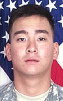 Army Sgt. Jae S. Moon